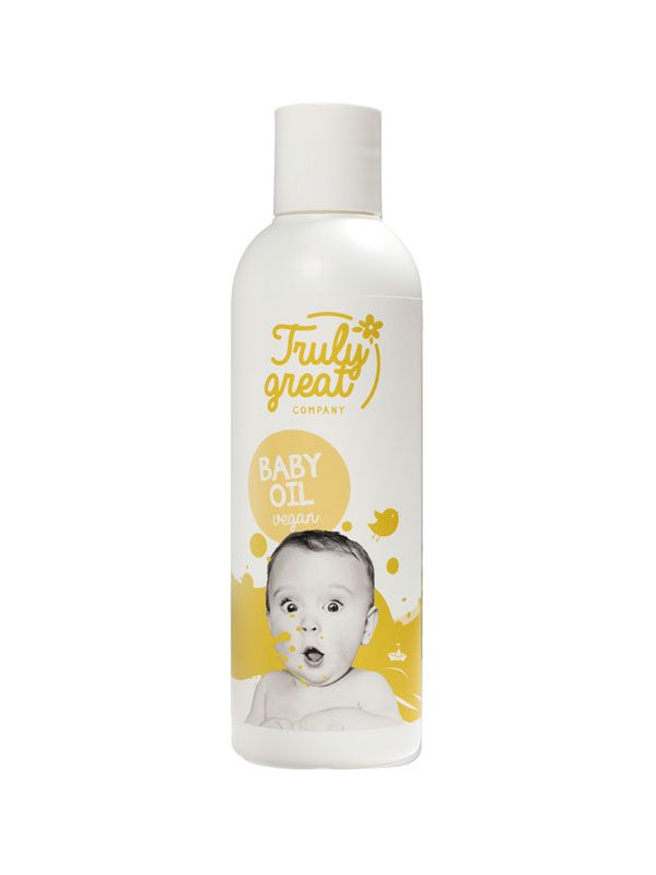 Truly great BABY OIL